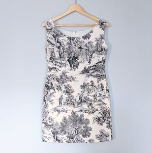 Dresses & Skirts - Dress With Fabulous Vintage Rural Print